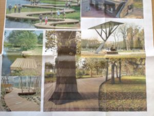 Фото 2: Дерев'яні доріжки — наскільки довговічними їх зроблять?